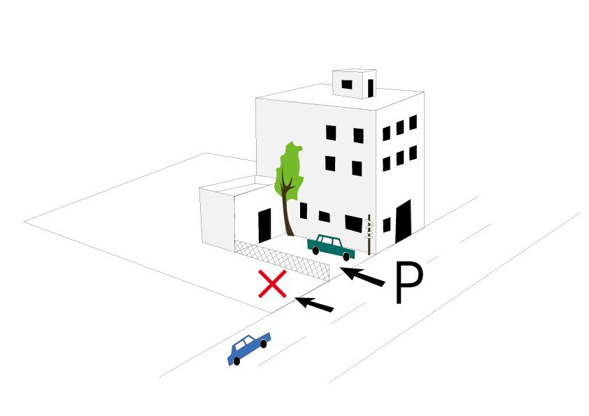 駐車場案内 2020.06.01改訂版